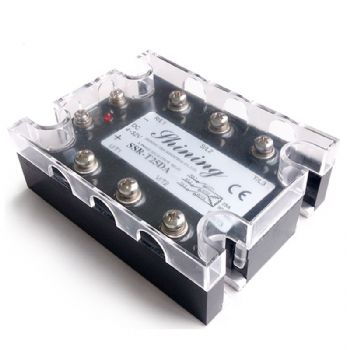 SSR-T Three Phase Solid State Relays , DC to AC